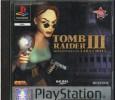 TOMB RAIDER III PLAY STATION EIDOS PAL SYSTEM - Sony PlayStation
