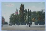 Cpa Hochst Bismarckdenkmal - AL01 - Hoechst