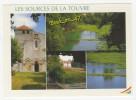{37160} 16 Charente Les Sources De La Touvre , Multivues ; Eglise De Touvre , Font De Lussac , La Leche , Faune Et Flore - Other Municipalities