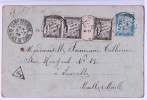 6987       CPA   MARSEILLE  : Les Vapeurs Des Messagries Maritimes à La Joliette ! 1905    2 SCANS  !! - Unclassified