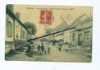 CPA  - Braches -  Rue Principale - Café De L'union TAGAUT - LAMBERT - Andere Gemeenten