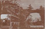 AK Prebischtor - Böhm. Schweiz - Erinnerungsfoto - 1907 (19351) - Tchéquie