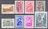 BELGIUM  B 241-8  *  ART  RUBENS - Belgium