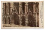 BOURGES--Cathédrale St Etienne-- (Portail Ouest ),Collec Solution Pautaubergé--Son Histoire - Bourges