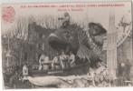 France CP Aix En Provence (13 B Du Rhone)  1932 Carnaval XXXIX CORSO CARNAVALESQUE Marius à Marseille - Aix En Provence