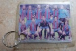 Porte  Clefs:     BARCA     -  Collection FC BARCELONE -    Ronaldinho - Schlüsselanhänger