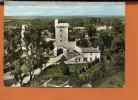 17 MONTENDRE Les Pins : La Tour Carrée Du Château  (non écrite Et Non Oblitérée) - Montendre