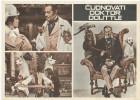 Film, Movie, Cinema Program - DOCTOR DOLITTLE - Rex Harrison, OLD EX YU MOVIE PROGRAM - Programma's