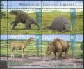Argentina 2001. Michel Bl.#73 MNH/Luxe. Prehistorics (TS17) - Postzegels