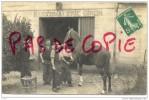 BOURG SUR GIRONDE - MARECHAL FERRANT GIRON - SUPERBE CARTE PHOTO - France