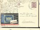 Publibel Obl. N° 909 ( Véritable Tabac Américain: VDC) Obl: Watermael-Boisfort: - Stamped Stationery