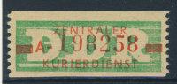 DDR Dienst Gruppe B Michel Nr. 30 II A ** postfrisch