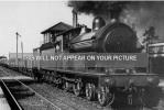 Longhirst Railway Station NER Class R Locomotive - Railway