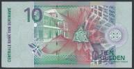 BANKNOTES  2000 SURINAME 10 GULDEN - Surinam