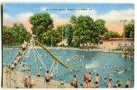 Municipal Beach Wichita Kansas - Wichita