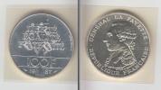 FRANCE 100 Francs  1987  100F  La Fayette   Sous Blister  UNC - France
