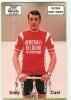 Eddy CAEL , Autographe Manuscrit, Dédicace . 2 Scans. Cyclisme. Generali Belgium 1981 - Cyclisme