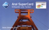 Germany - Allemagne - Aral -  Petrol Station - Zeche Essen -  Carte Cadeau - Carta Regalo - Gift Card - Geschenkkarte - Frankreich