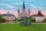_Jackson Square New Orleans  LA - New Orleans