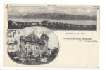 13220 -   Lausanne Pensionnat De Jeunes Demoiselles Schenker Et Roy - VD Vaud