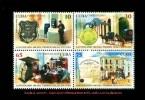 CUBA/KUBA 2015 160° ANIV. DEL PRIMER SELLO EN CUBA MNH - Cuba