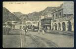 Cpa Du Yemen -- Aden Crescent   No 61    BB13 -- 2 Scans - Yemen