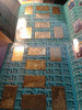 China HuangShan Landscapes 16 Values Of Gold Stamp In 2 Original Packs- Unusual - Ongebruikt