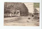 CAZEAUX LAC (GIRONDE) 72 LA GARE (TRAIN )1921 - France