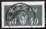 Norway 1935  Minr.18  II   34mm X18,5mm Romsø 20-5-1935  ( Lot C 249 ) - Service