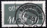 Norway 1935  Minr.18  II   34mm X18,5mm  Oslo St.Hanshaugen  17-9-1939 ( Lot C 250 ) - Service