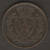 ITALIA - REGNO Di SARDEGNA - CARLO FELICE - 5 CENTESIMI ( 1826 ) - Monete Regionali