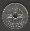 NORVEGIA 1 KRONE 2005 - Norvegia