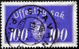 Norway 1933  Minr.21 I   35mm X19,5mm  STAVANGER   13-3-1937  ( Lot C 258 ) - Service