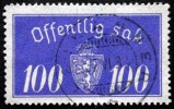 Norway 1933  Minr.21 I   35mm X19,5mm   ( Lot C 259 ) - Service