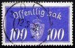 Norway 1933  Minr.21 I   35mm X19,5mm   ( Lot C 260 ) - Service