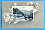 NOV121, Les Avants Sur Montreux, Fleur, Jonquilles, Narcisses,  Circulée 1911 - VD Vaud