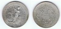 MALASIA INDIA BOMBAY TRADE DOLLAR 1902 PLATA SILVER - Malasia