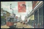 Cpa D´ Australie Tasmania - Hobart -- Elizabeth Street  BB14 -- 2 Scans - Hobart