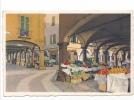 25044 Lugano Portici In Via Pessina  _4026 +S -colorisé -fruits Legumes - TI Tessin