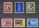 1975 - Anne Europ. De La Protection Des Monuments  Mi No 3267/3272 Et Yv No 2901/2906 - 1948-.... Repúblicas