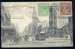 Cpa D´ Australie Melbourne -- Bourke St.    BB14 -- 2 Scans - Melbourne