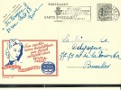 Publibel Obl. N° 1175 ( Pour La Peau; CREME NIVEA) Obl: Bxl: 30/09/1953 - Publibels