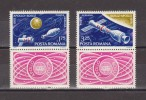 1975 - Apollo - Sojus  Mi No 3275/3276 Et Yv P.A. 237/238 - Usado