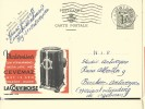 Publibel Obl. N° 1172 ( Foyer Au Mazout, énergie; LA COUVINOISE) Obl: Antwerpen 28/05/1953 - Publibels