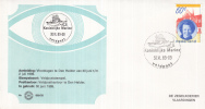 Nederland – Zegelkoerier Gelegenheidsstempels - Koninklijke Marine - Vlootdagen Den Helder - Veldpost - 1989/28 - Postal History