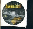CD TOTAL ANNIHILATION DUE (2  CD CAVEDOS - CD