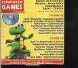 CD COMPUTER GAMES GIOCHI STRATEGIA AZIONE AVVENTURA SIMULAZIONE SPORT 2 CD ROM - CD