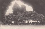 Cp , 29 , MORGAT , Les Aiguilles, Vue Prise De La Grotte Des Normands - Morgat