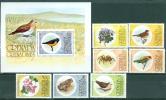 Grenada & Grenadines 1976 Birds, Flowers, Spider, Frog MNH** - Lot. A370 - Grenade (1974-...)