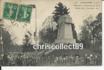 Carte Postale : Coulmiers Monument Commémoratif De La Bataille Du 9 Novembre 1870 - Coulmiers